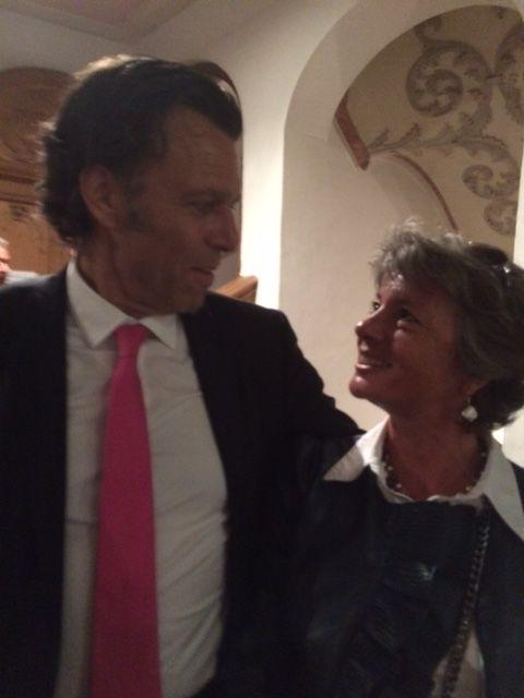 Michela im Talk mit Urs Meier über Leadership II