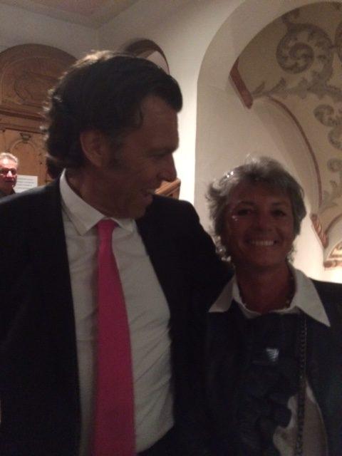 Michela im Talk mit Urs Meier zum Thema Leadership I